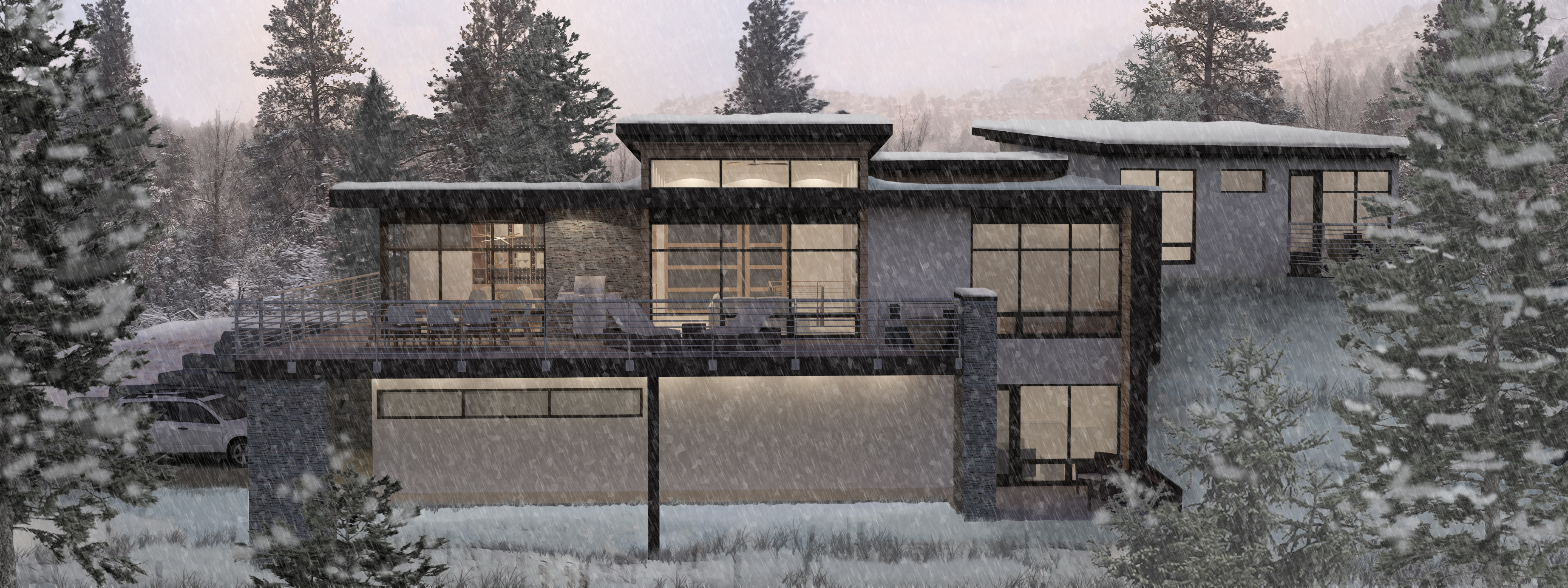 EastView-Rendering-Night