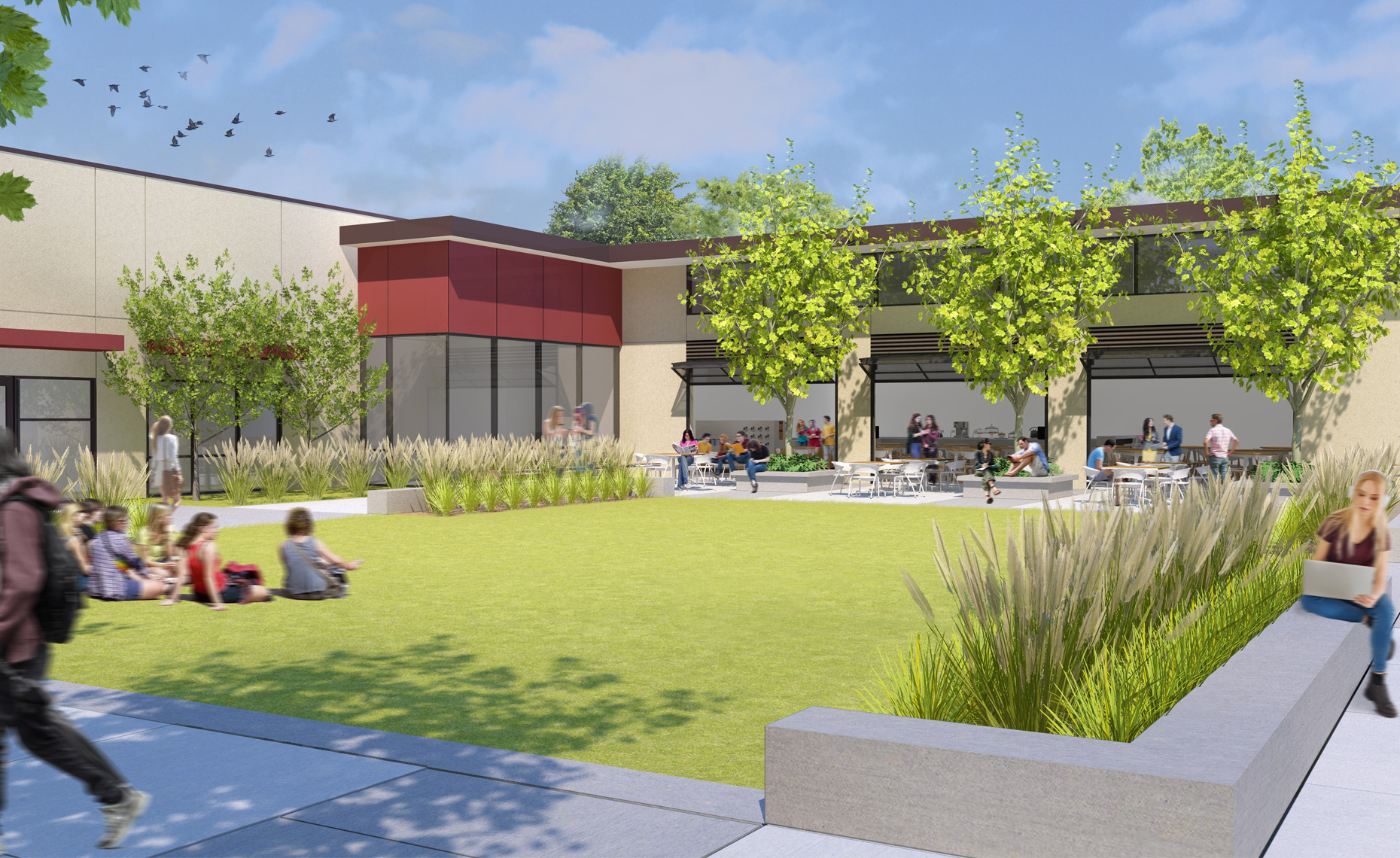 SW-Academies_Courtyard-View-1