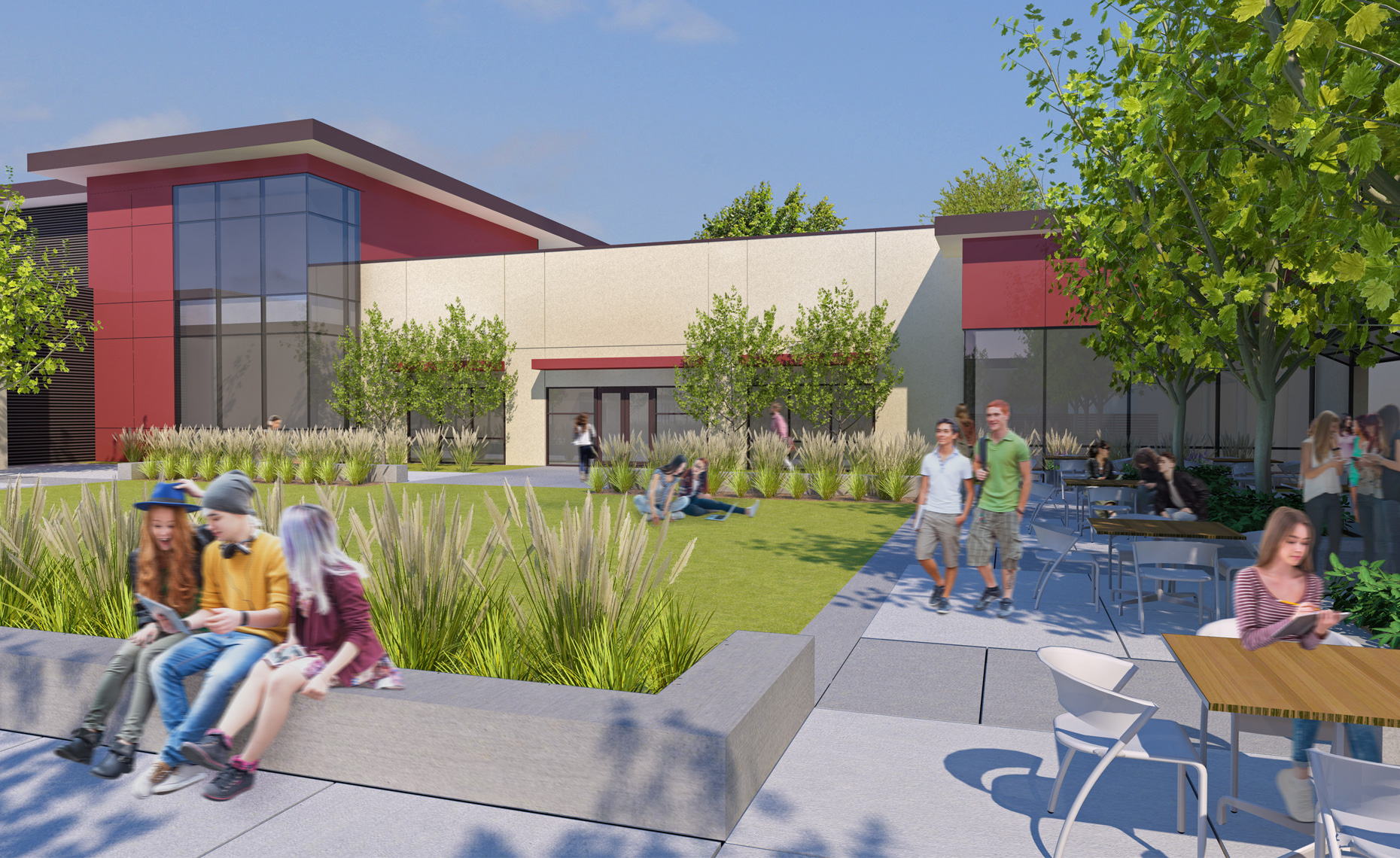 SW-Academies_Courtyard-View-2