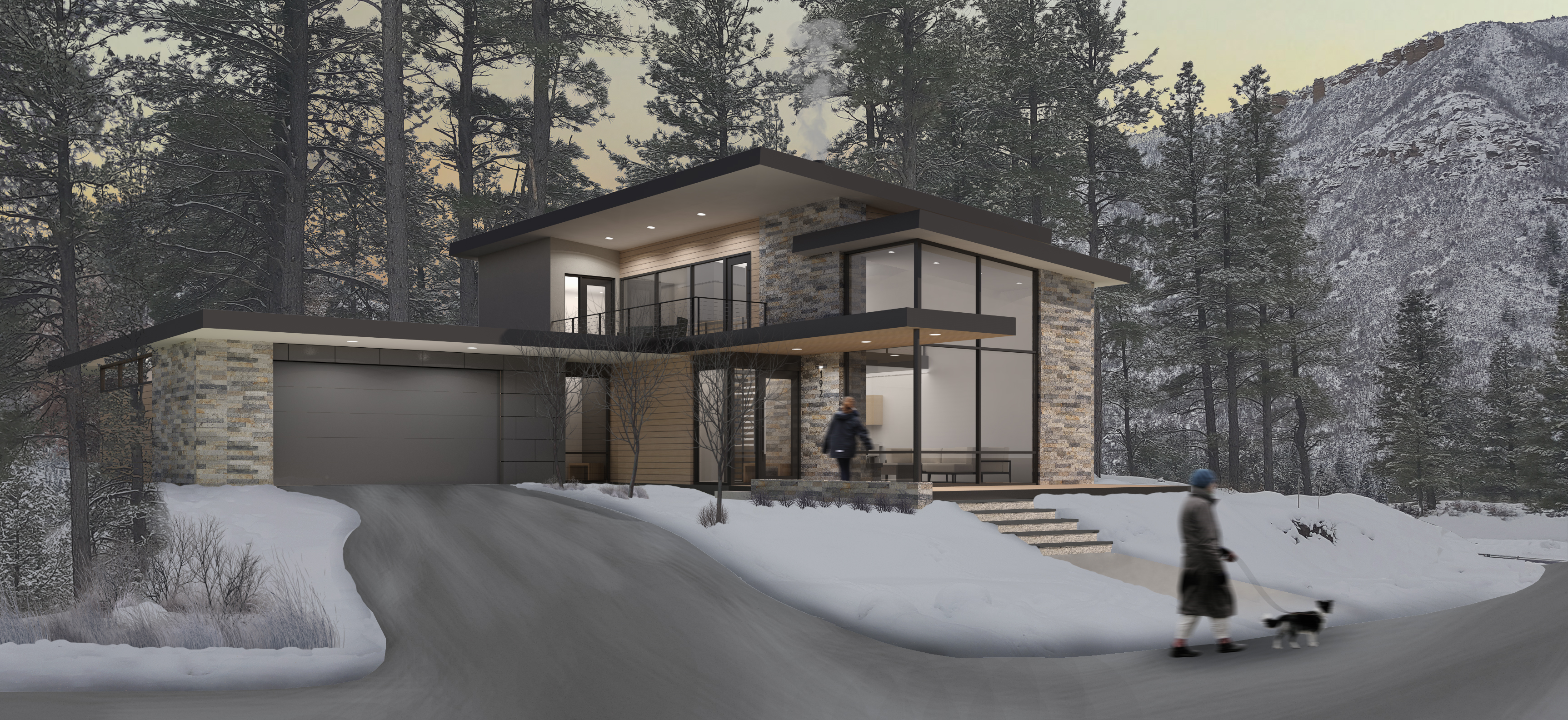 TwinButtes-Lot24-192WoodRoseLn-Rendering