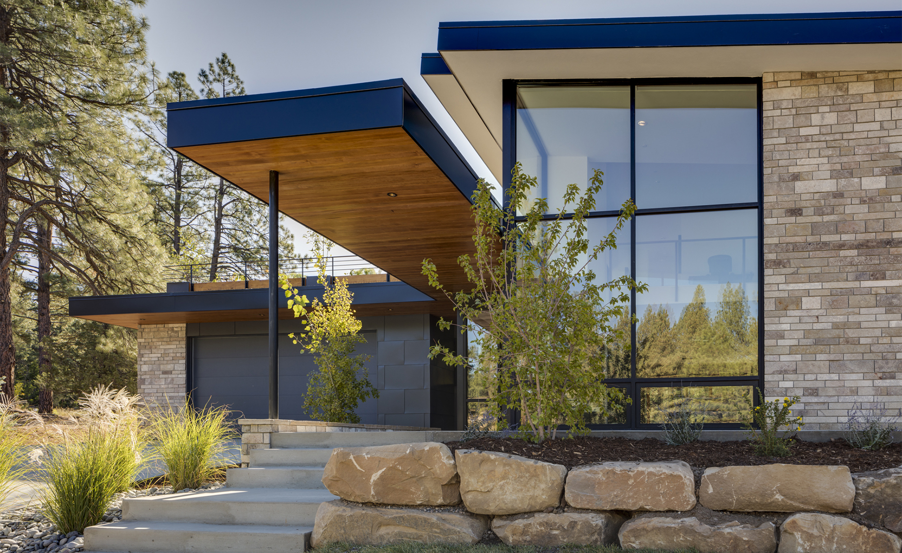 Website - Twin Buttes - exterior entrance